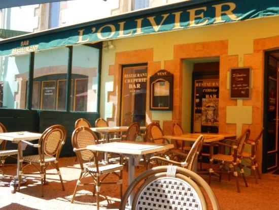 Guilvinec, France: L'olivier