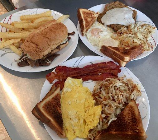 Buchanan, VA: The Swinging Bridge Cafe