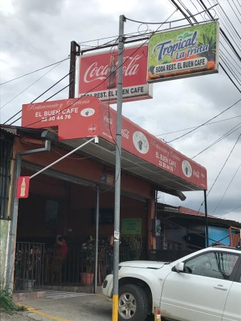 Aserri, Costa Rica: Ansicht von Aussen