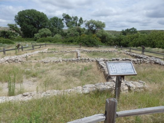 Scott City, KS: El Cuartelejo ruins