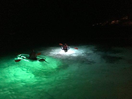 Island Harbour, Anguilla: Night Kayaking Tours