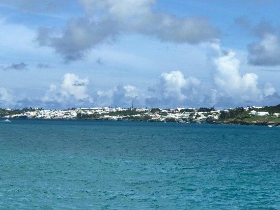 Hamilton, Bermuda: Great view