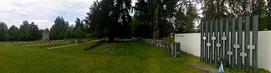 Ruokolahti, Finnland: Военный мемориал