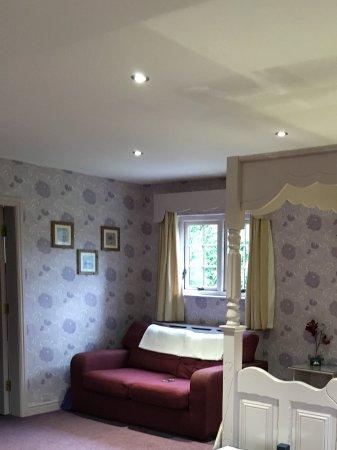 Kirkpatrick Fleming, UK: Bridal Suite