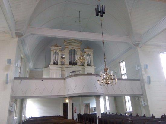 Ruokolahti, Finnland: Орган