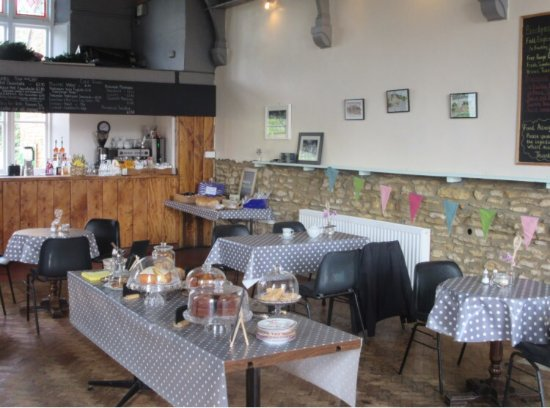 Northamptonshire, UK: Croughton Tea Rooms