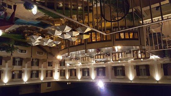 Fantastico hotel come fantastica gentilezza del personale in servizio all 39 interno da visitare a - Giardino di costanza resort blu hotels ...