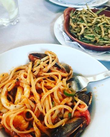 Prego Italian Cafe Bar & Restaurant: Linguini frutto Di Mare