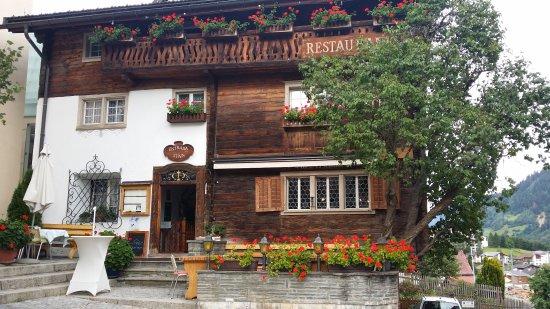 Sagogn, Schweiz: Stiva Grischuna