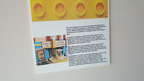 How Lego came to be - Picture of Museum of Danish America, Elk Horn ...
