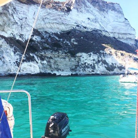 Sailing Center Marina Piccola : Un petit aperçu de notre balade