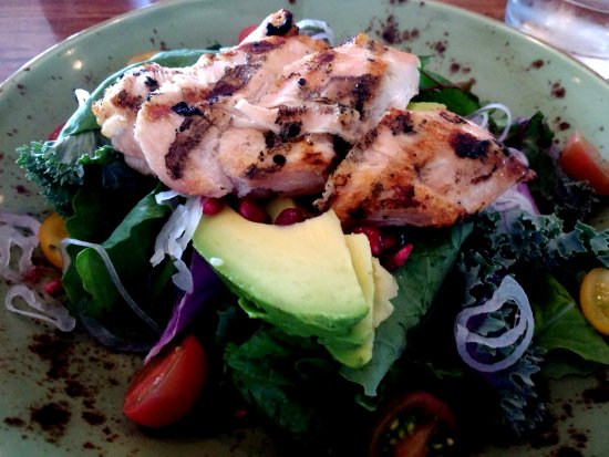Restoration at Old Trail: Harvest Salad with Chicken