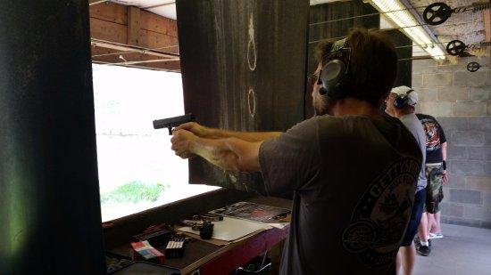 Hap Baker Firearms Facility