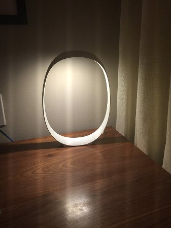 The Roundhouse: High end interior design element: Foscarini table lamp