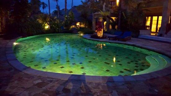 Samhita Garden: Fantastic Pool
