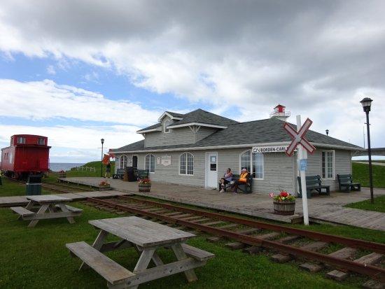 Marine Rail Historical Park