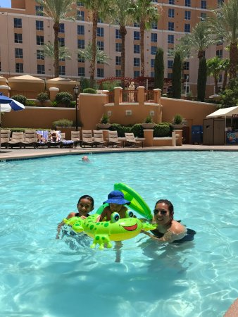 "Wyndham Grand Desert: Main ""family"" pool"
