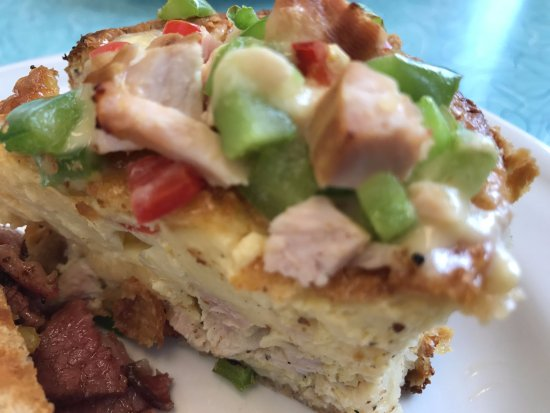 Kingsley, MI: Quiche of the day