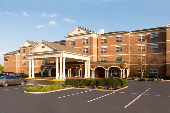 SpringHill Suites Williamsburg: Springhill Inn Williamsburg Hotel Exterior