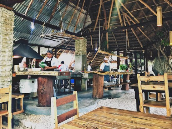 Kitchen Tables Open Kitchen Picture Of Kitchen Table Tulum - Kitchen table tulum