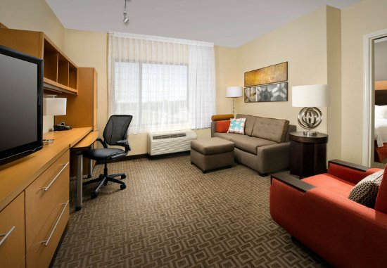 เล็กซิงตันพาร์ก, แมรี่แลนด์: One-Bedroom Suite - Living Area