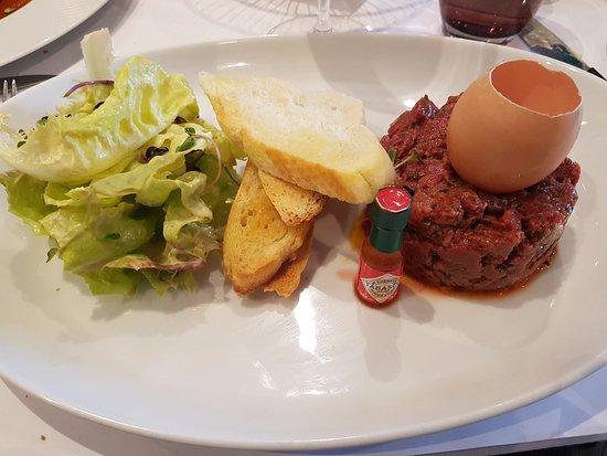 Toorak, Australia: Main sized tartare