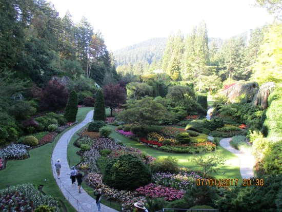 Fun Place To Go Picture Of Butchart Gardens Central Saanich Tripadvisor