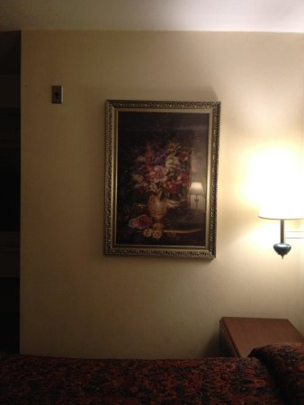 Rodeway Inn Magic Mountain Area: Art is art