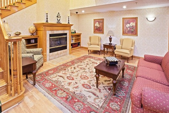 Country Inn & Suites By Carlson, Indianapolis Airport South, IN: CISIndianapolis Airport Lobby