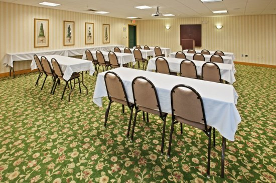 Country Inn & Suites By Carlson, Indianapolis Airport South, IN: CISIndianapolis Airport Meeting Room