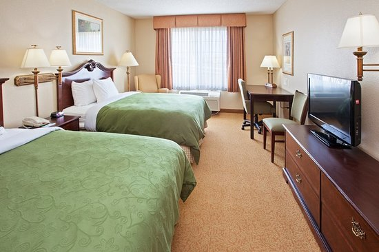 Country Inn & Suites By Carlson, Indianapolis Airport South, IN: CISIndianapolis Airport Standard Queen