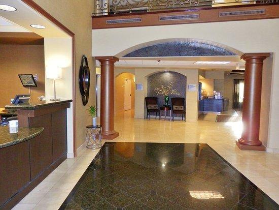 San Pablo, Kalifornien: Hotel Lobby