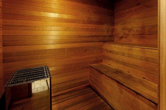 San Pablo, CA: Sauna