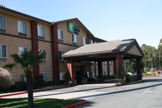 San Pablo, كاليفورنيا: Hotel Exterior