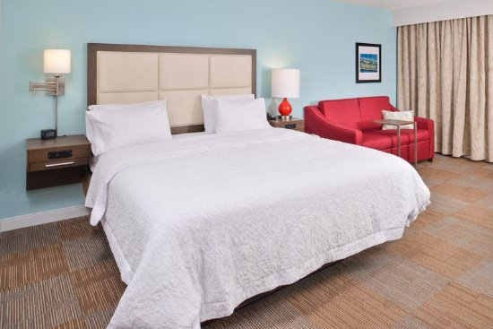 Hampton Inn Daytona/Ormond Beach: King Whirlpool Room