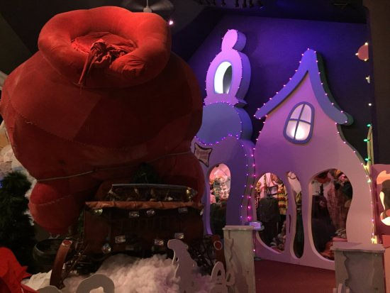 How The Grinch Stole Christmas Movie.How The Grinch Stole Christmas Movie Props Picture Of