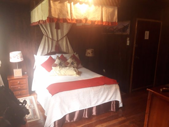 Hosteria Septimo Paraiso: Habitación Matrimonial