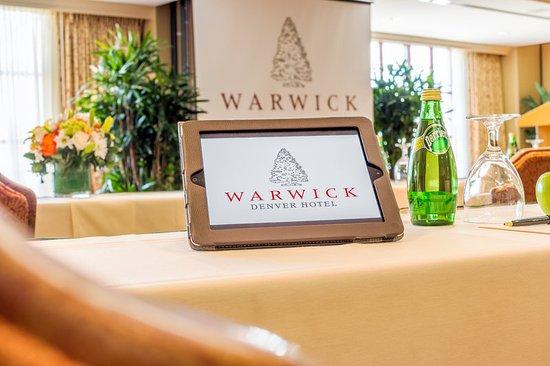 Warwick Denver Hotel: Meeting Room