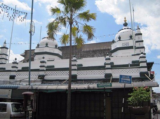 Nagore Dargah Temple