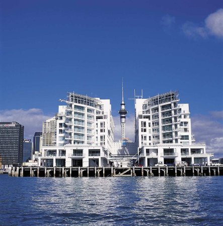 Welcome to the Hilton Auckland hotel