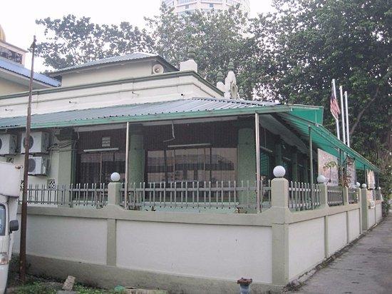 Masjid Jamek Simpang Enam