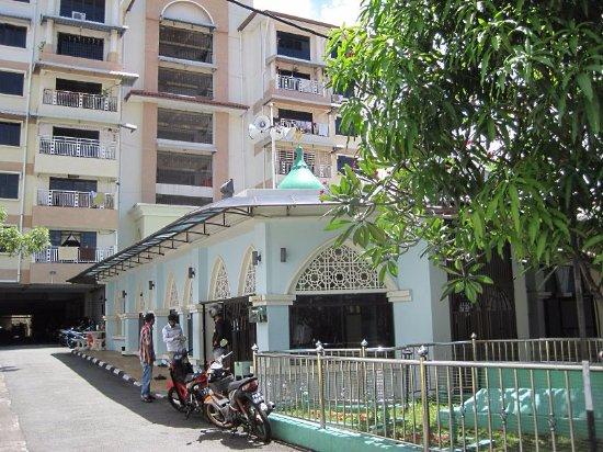 Masjid Bebas Asap Rokok