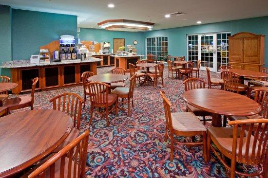Grandville, MI: Breakfast Area