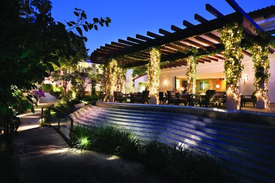 Restaurant at Sunset Marquis Hotel West Hollywood