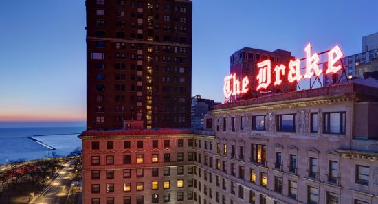 The Drake Hotel - UPDATED 2017 Prices & Reviews (Chicago ...