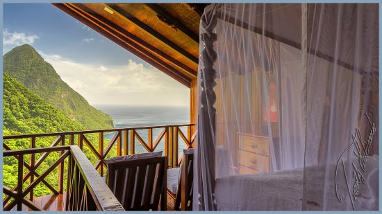 Ladera Resort : View from the bedroom