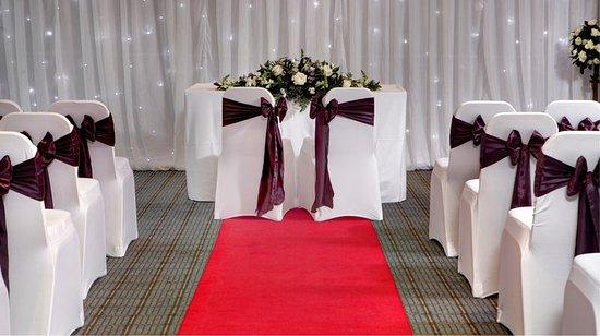 Wedding Packages Starting From 999 Holiday Inn Basingstoke Meeting Room