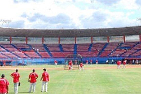 บาร์กีซีเมโต, เวเนซุเอลา: Estadio Antonio Herrera Gutiérrez
