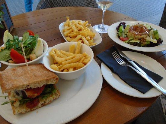 Trobador Rambla Catalunya Burger & Salad