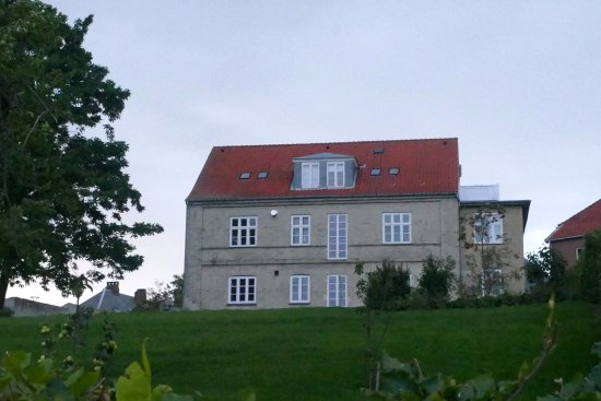 Vordingborg, Dinamarca: View backside house